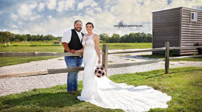 casey & joel   wedded bliss