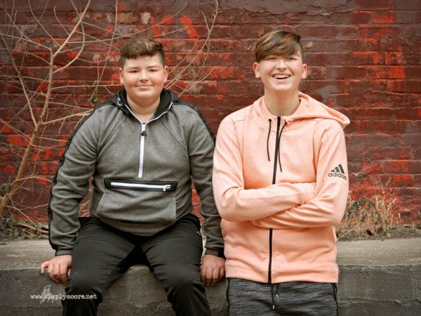 the frederiksens | siblings